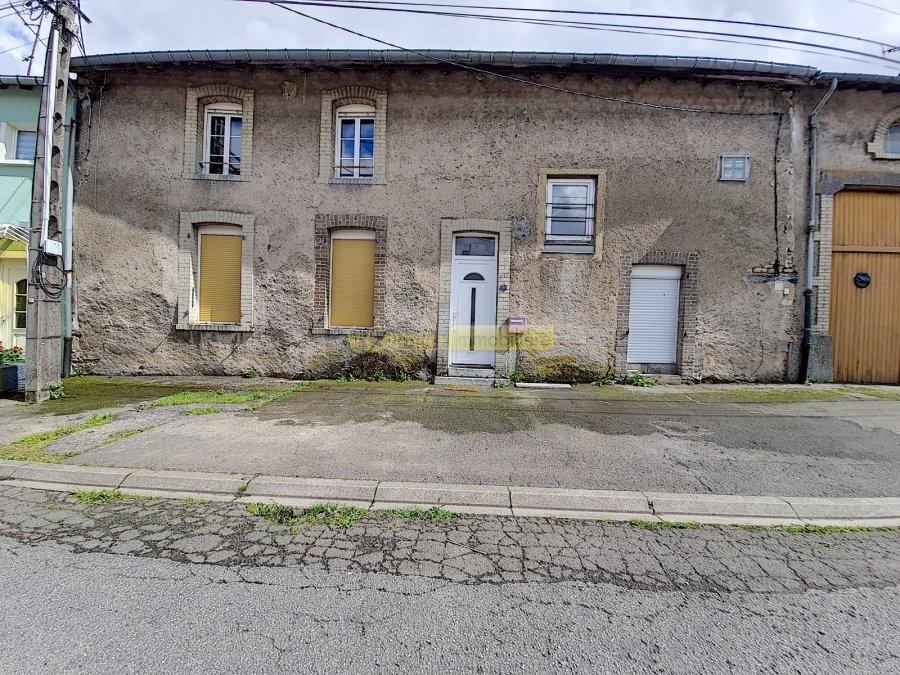 Maison mitoyenne à vendre F4 à Bouligny