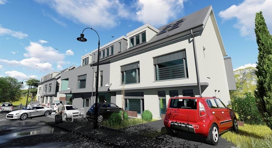 acheter appartement 2 chambres 105.12 m² blaschette photo 1