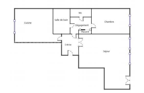 acheter appartement 3 pièces 58.11 m² metz photo 7