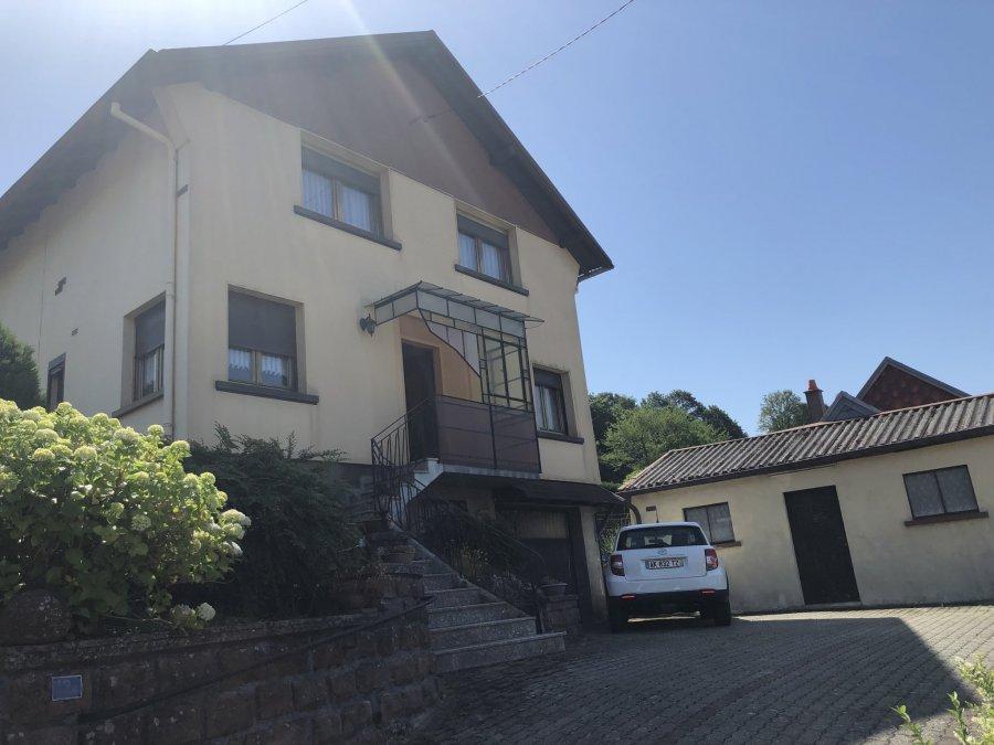 Maison à vendre F6 à Dabo