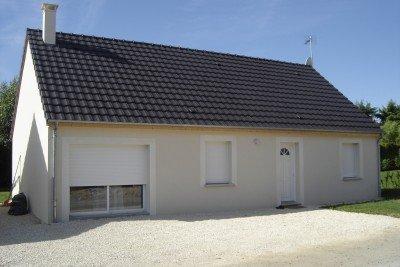 Maison à louer F4 à Oye plage