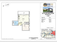 Appartement à vendre F2 à Aumetz - Réf. 7209005
