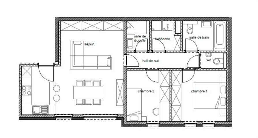 apartment for buy 2 rooms 74.4 m² arlon photo 2