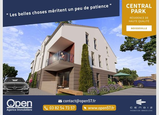 Appartement à vendre F3 à Noisseville (FR) - Réf. 7017005