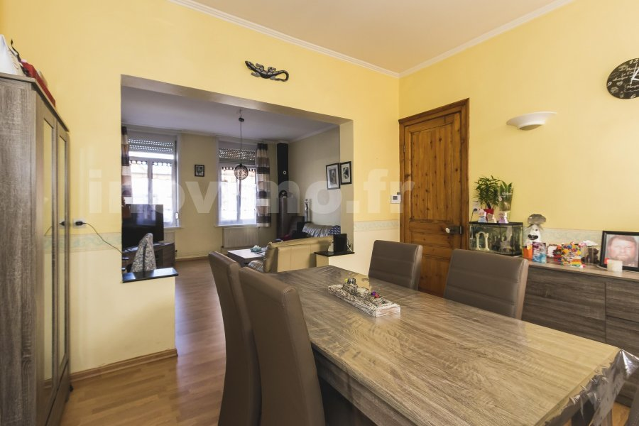 Maison individuelle en vente saint pol sur mer 134 m for Vente maison individuelle 06