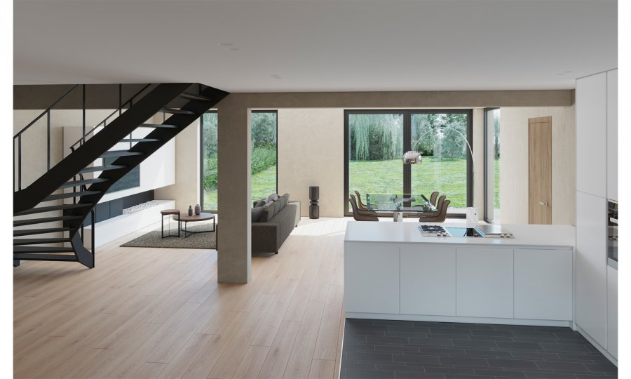 acheter maison 6 pièces 133 m² thionville photo 4