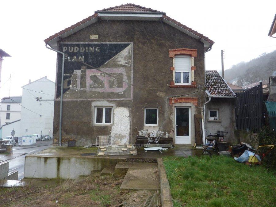 Maison jumelée à vendre F3 à Herserange
