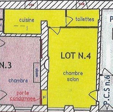 louer appartement 2 pièces 38 m² toul photo 4
