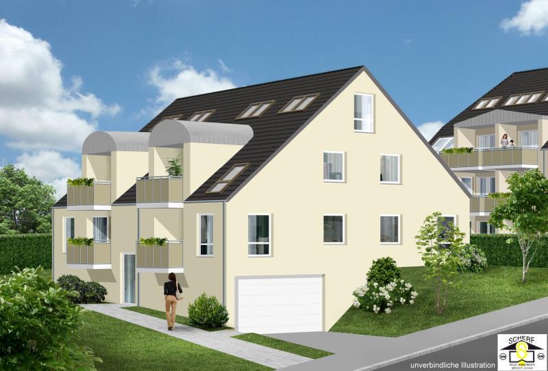 maisonette kaufen 3 zimmer 97.46 m² trier foto 1