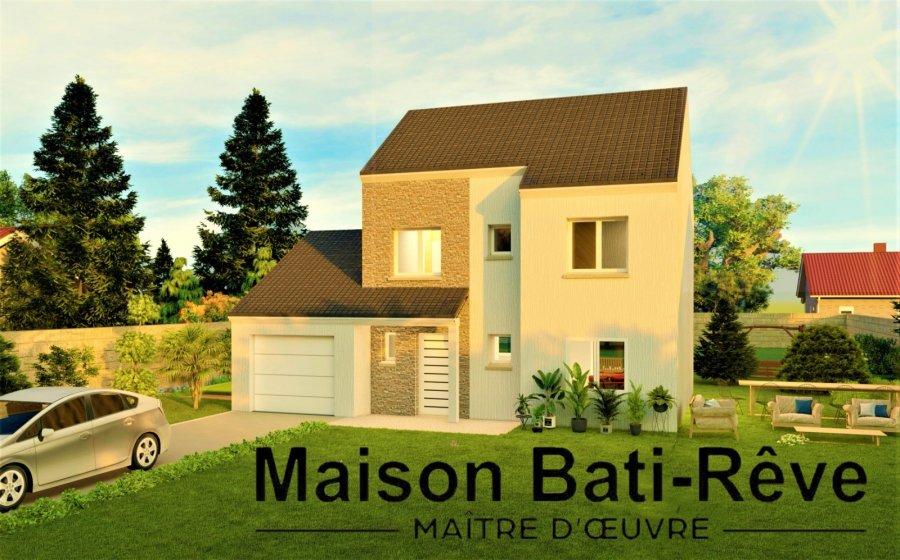 acheter maison individuelle 5 pièces 105 m² forbach photo 1