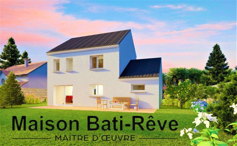 acheter maison individuelle 5 pièces 105 m² forbach photo 2