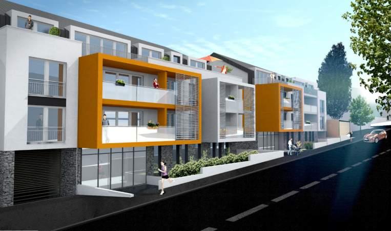 acheter appartement 5 pièces 93 m² nancy photo 2