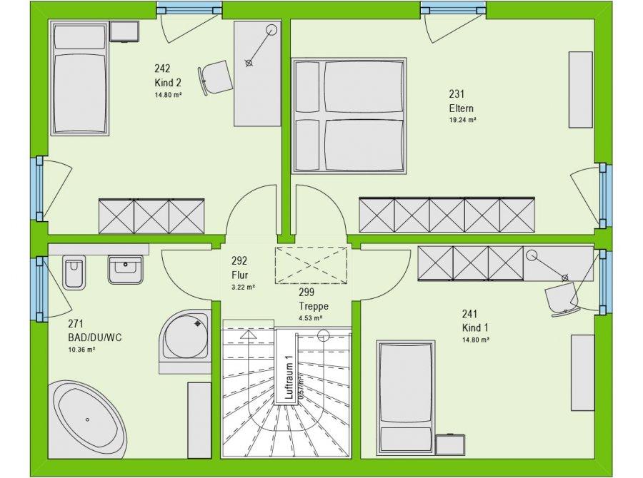 haus kaufen 4 zimmer 130 m² waldweiler foto 3