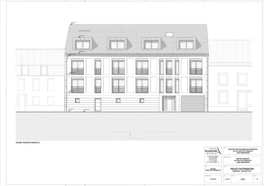 apartment for buy 3 bedrooms 113.38 m² hesperange photo 5