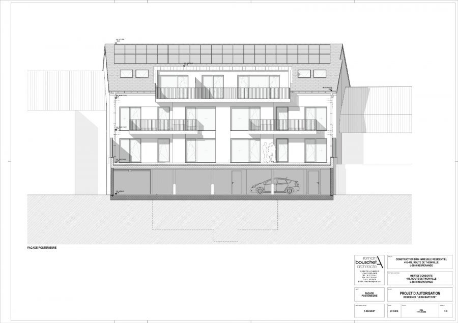 wohnung kaufen 3 schlafzimmer 113.38 m² hesperange foto 6