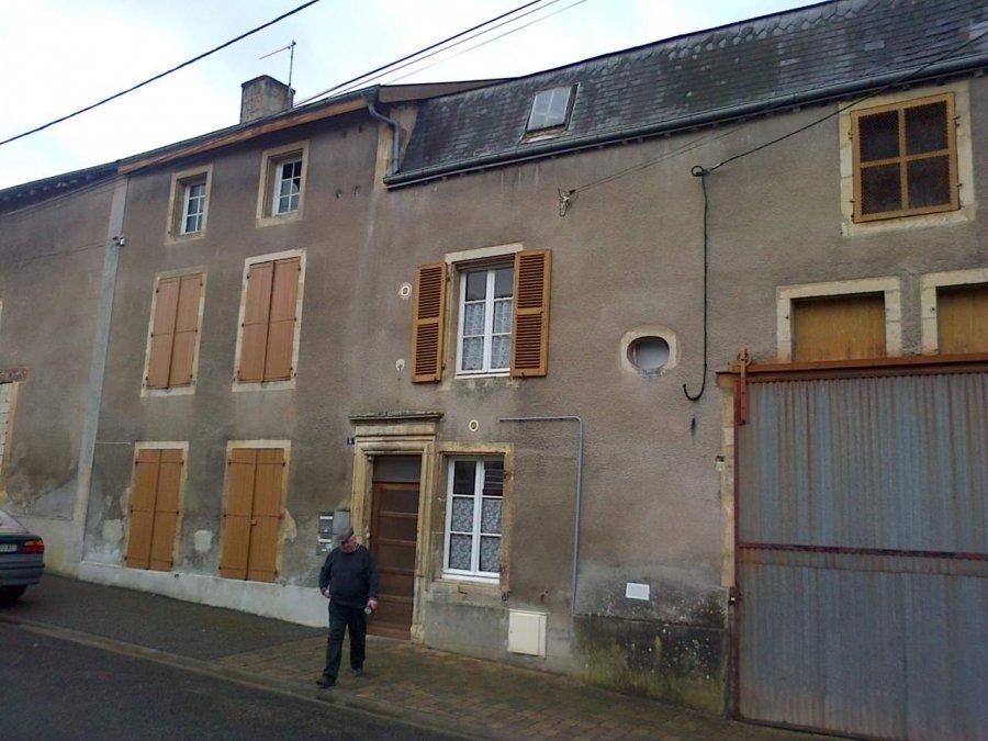 Maison à vendre F10 à Stenay