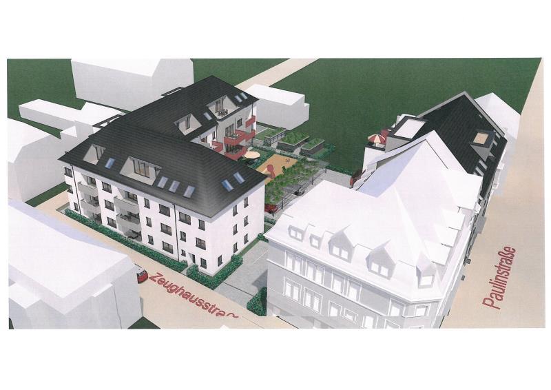 wohnung kaufen 4 zimmer 107.25 m² trier foto 2