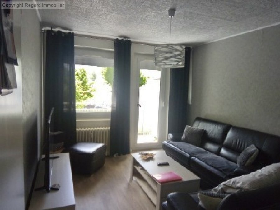 acheter appartement 3 pièces 46 m² farébersviller photo 2