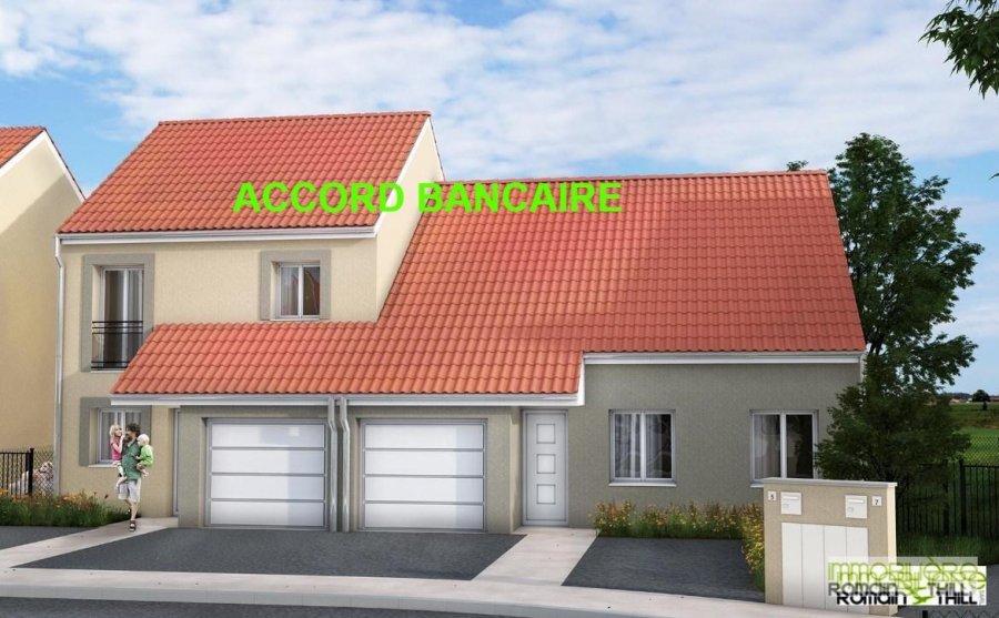doppelhaushälfte kaufen 0 zimmer 80 m² mont-saint-martin foto 1