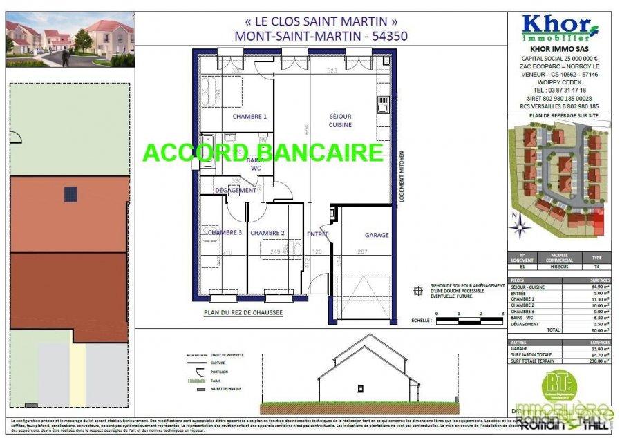 doppelhaushälfte kaufen 0 zimmer 80 m² mont-saint-martin foto 6