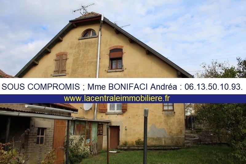 acheter maison jumelée 3 pièces 75 m² bouligny photo 1