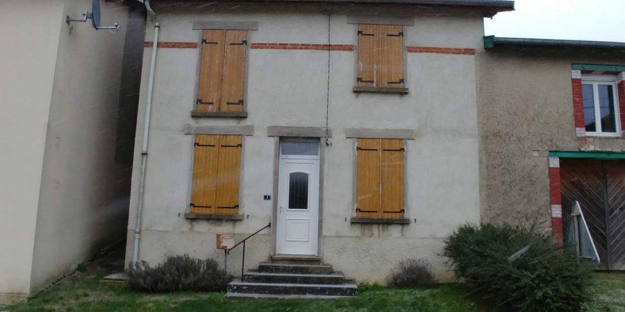 Maison à vendre F4 à Cierges sous montfaucon