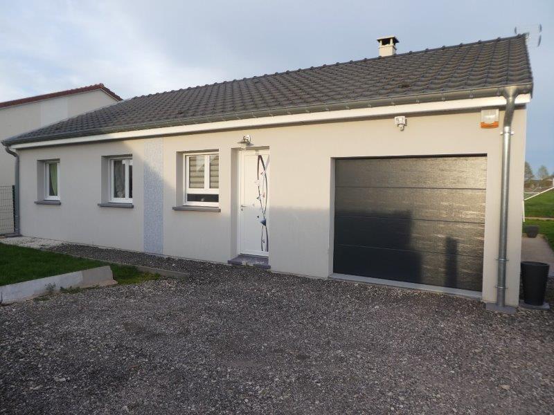 Maison individuelle en vente bayon 0 m 200 000 for Agence de la maison rouge