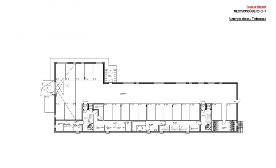 penthouse-wohnung kaufen 3 schlafzimmer 162.57 m² remich foto 7