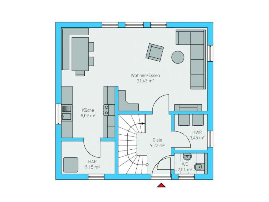 acheter maison 4 pièces 114 m² gilzem photo 3