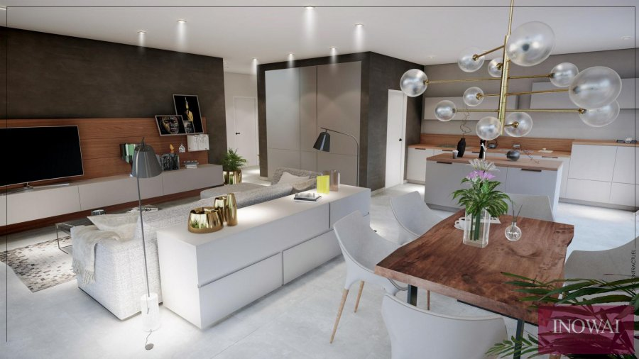 penthouse for buy 3 bedrooms 127.11 m² bertrange photo 2
