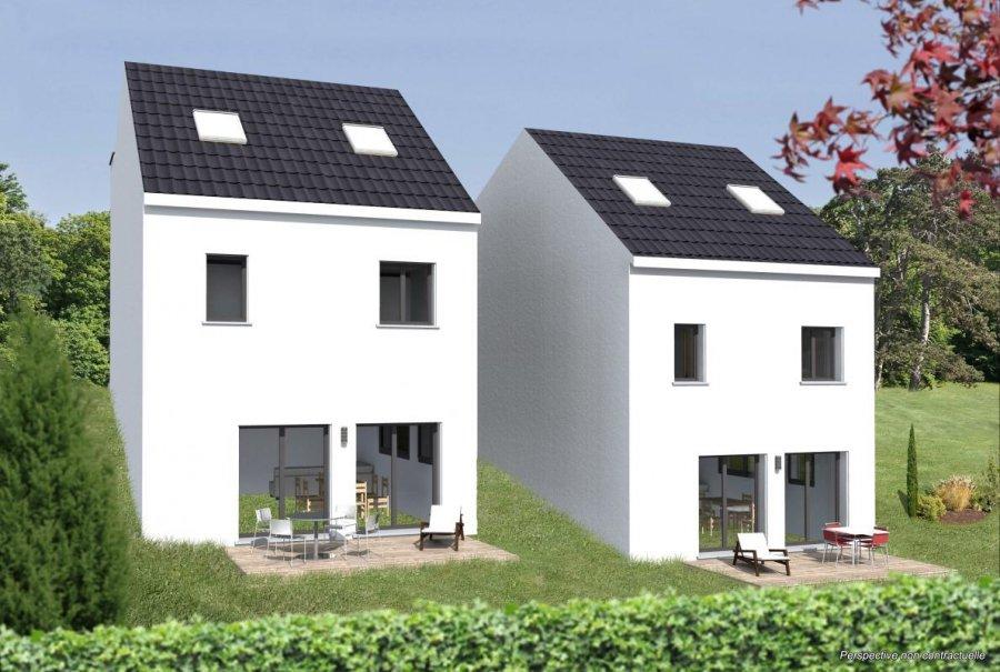 acheter maison 6 pièces 110 m² alsting photo 2