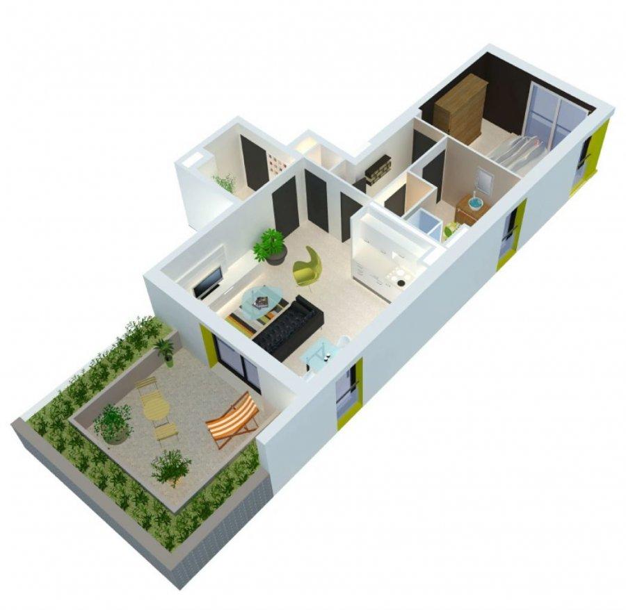 acheter appartement 0 pièce 52 m² croix photo 2