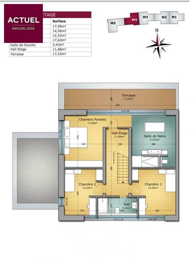 terraced for buy 4 bedrooms 370.4 m² hostert (niederanven) photo 7