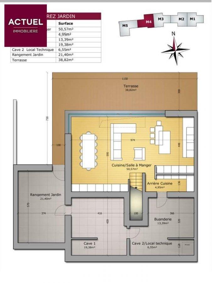 terraced for buy 4 bedrooms 370.4 m² hostert (niederanven) photo 5