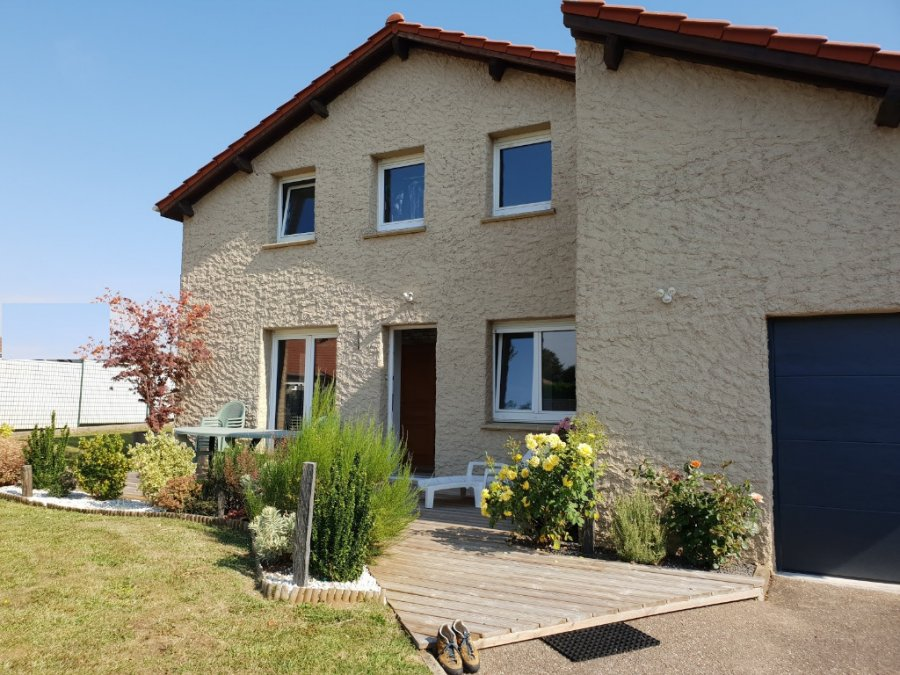 Maison à vendre F6 à Sillegny