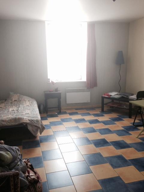 Appartement à louer F1 à Courcelles chaussy