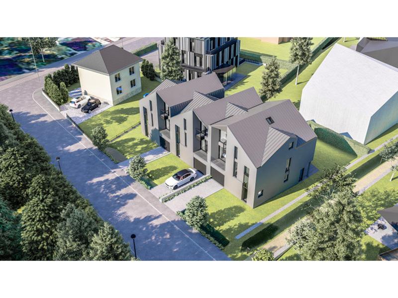 doppelhaushälfte kaufen 5 schlafzimmer 243.76 m² moutfort foto 3