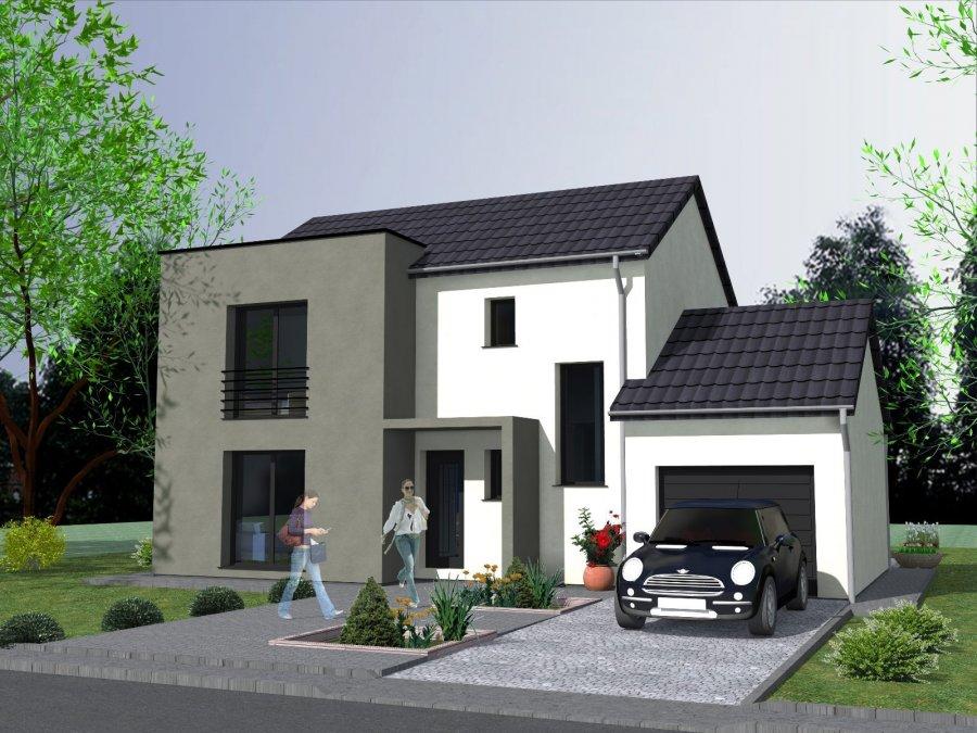acheter maison individuelle 6 pièces 107 m² mécleuves photo 1