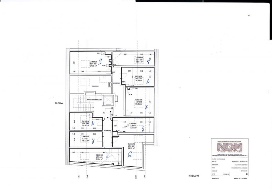 acheter appartement 2 chambres 72.09 m² roedt photo 3