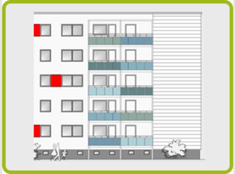 Wohnung zur Miete 2 Zimmer in Schwerin (DE) - Ref. 4989261