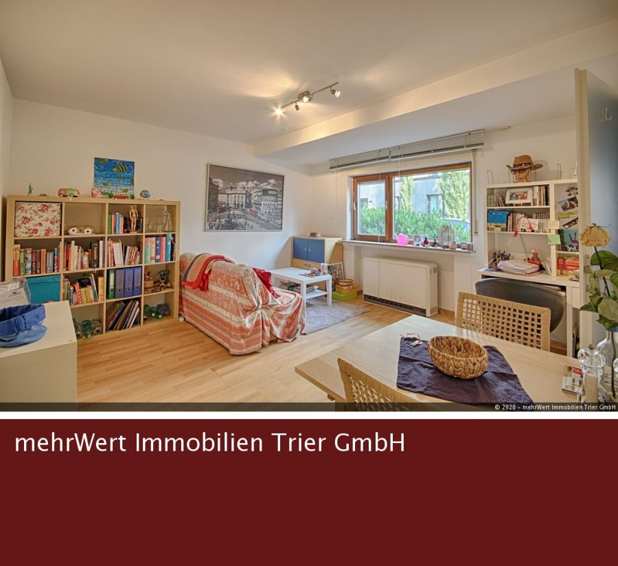 wohnung mieten 2 zimmer 36 m² trier foto 1
