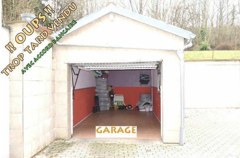 Garage fermé à vendre à Rodange