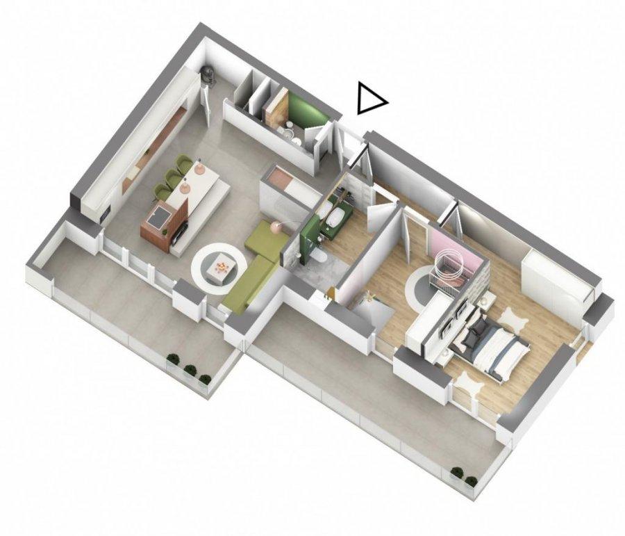 acheter appartement 2 chambres 84.68 m² eselborn photo 4