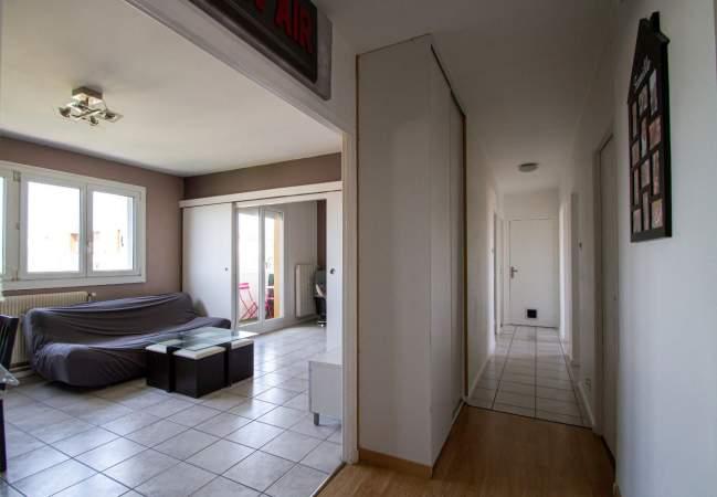 acheter appartement 4 pièces 76 m² essey-lès-nancy photo 1