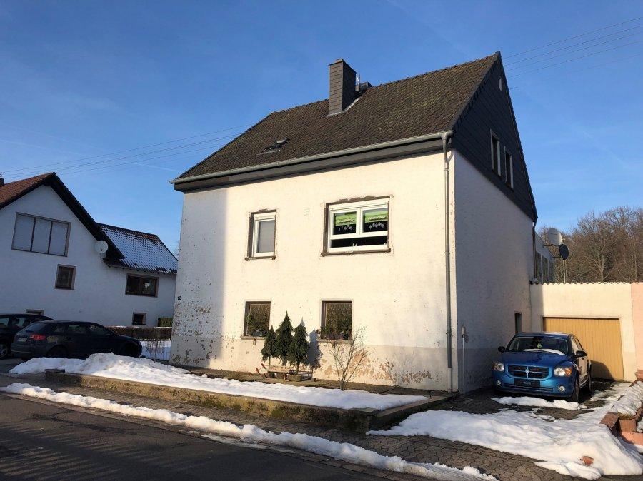 acheter maison 5 pièces 140 m² nonnweiler photo 1