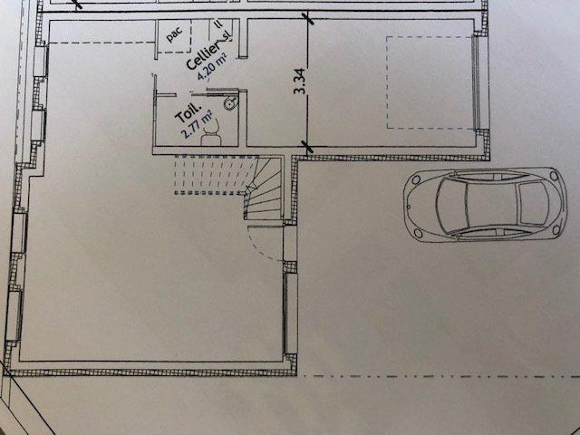 Maison à vendre F5 à Thionville-Centre Ville