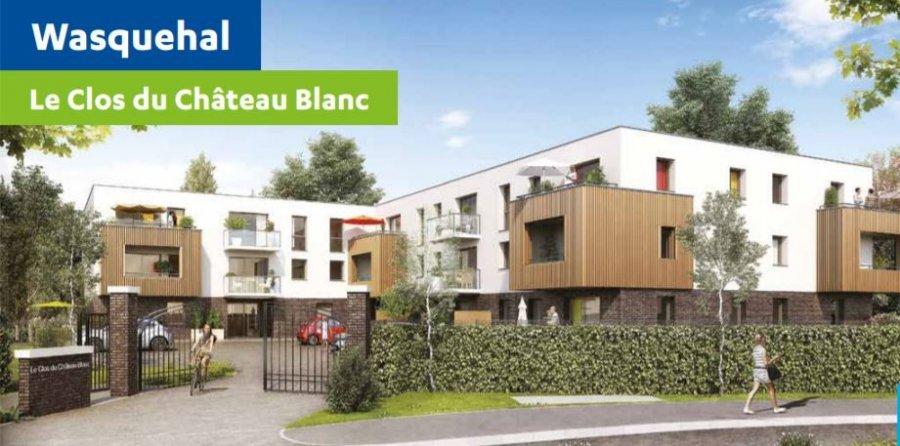 acheter appartement 3 pièces 64 m² wasquehal photo 1