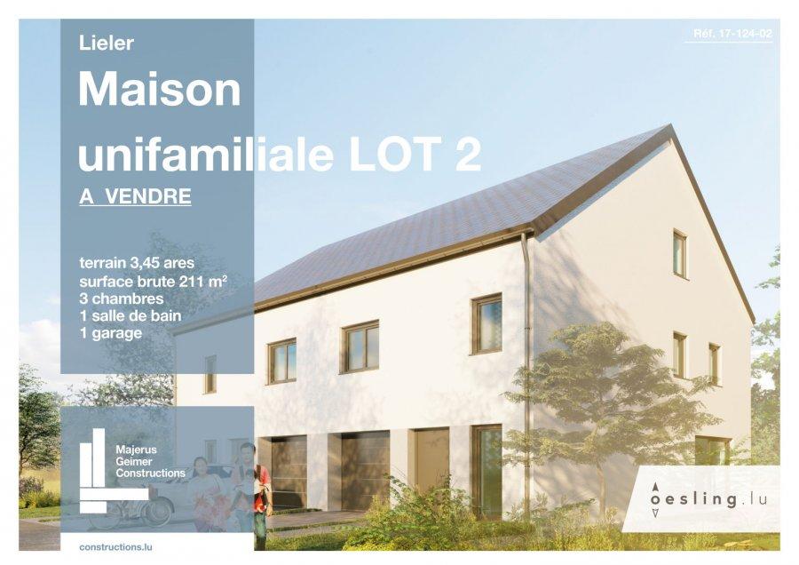 house for buy 3 bedrooms 211 m² lieler photo 1