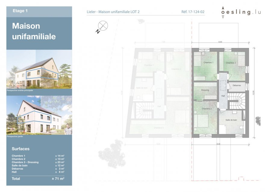 house for buy 3 bedrooms 211 m² lieler photo 4