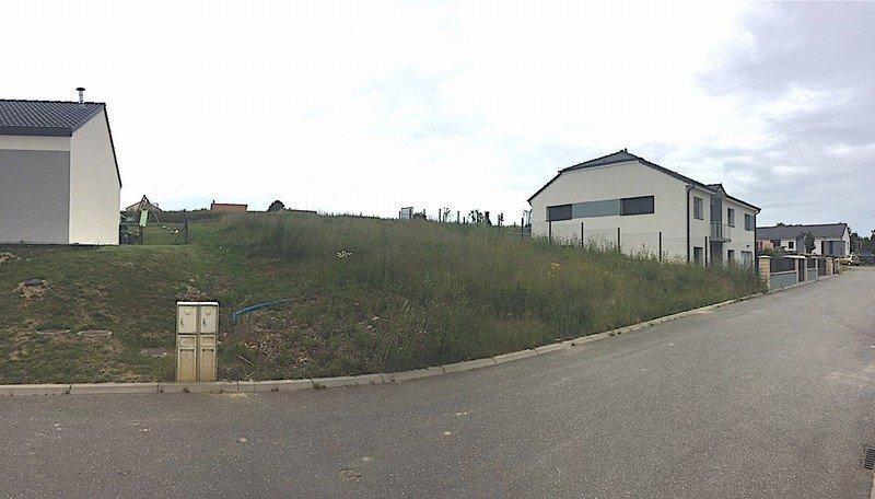 Terrain constructible à vendre à Solgne